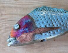 Tierfiguren aus der Keramikwerkstatt