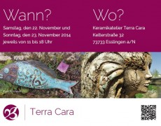 Wir feiern 10 Jahre Atelier Terra Cara