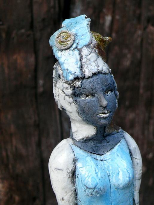 Rakuskulptur 1