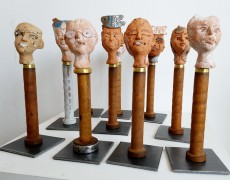 Sommerausstellung Galerie TonArt