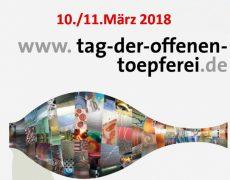 Tag der offenen Töpferei 2018