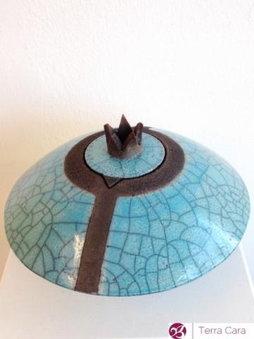 Raku Tierurne Keramik Ton