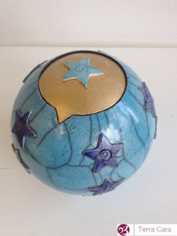 Tierurne Keramik Raku Ton