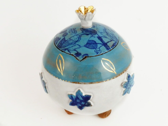 Tierurne Keramik 0,5 Liter