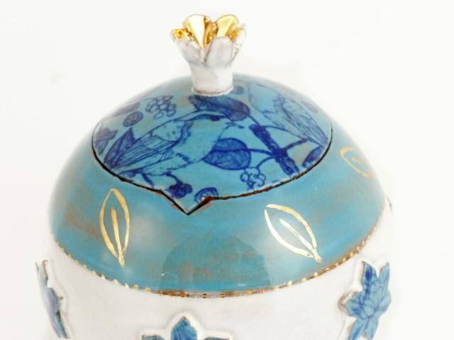 Tierurne Künstlerurne Keramik