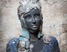 Skulpturen aus Ton