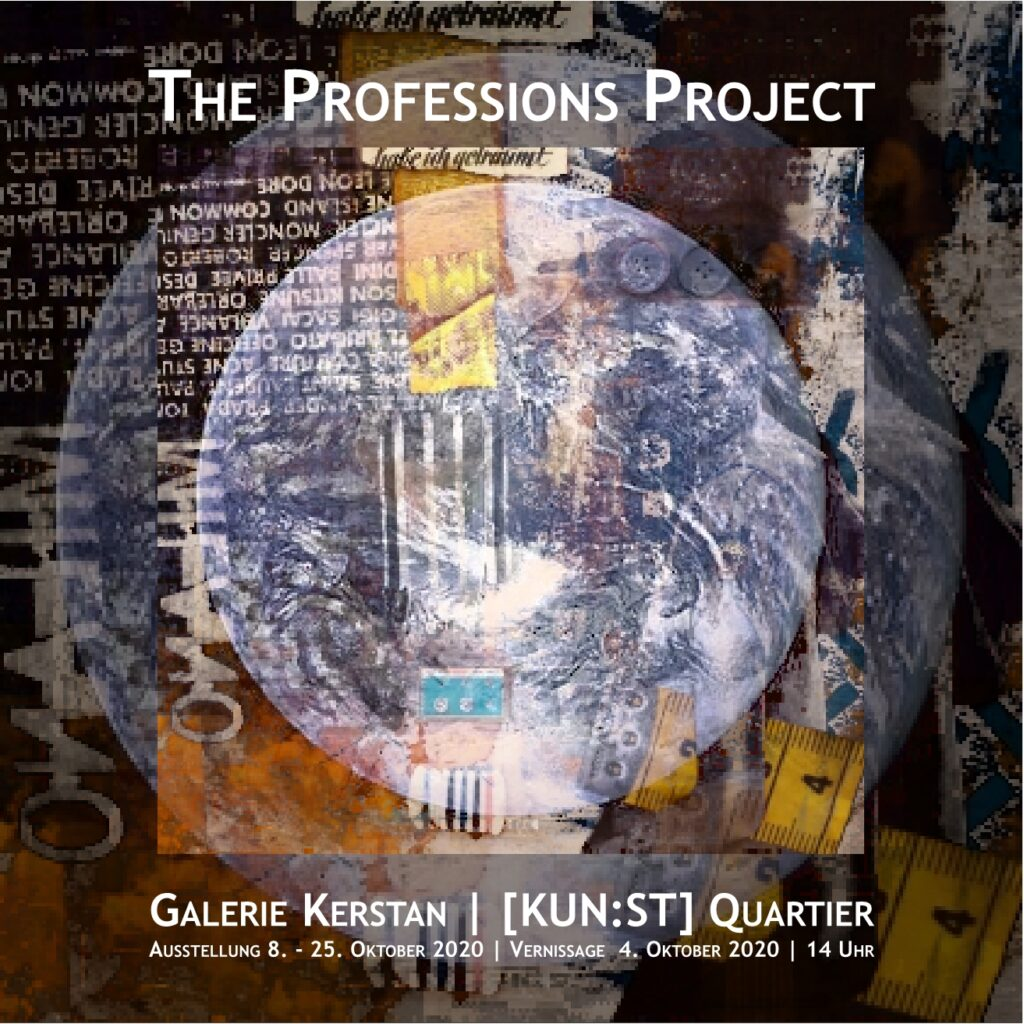 The Professions Project im Kuns:st Quartier in Leonberg