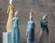 Skulptur – Plastik – Objekt in Marbach