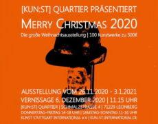 Merry Christmas Ausstellung 2020